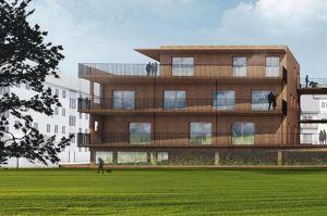 ANLEGERHIT! Ideal eingeteilte 2-Zimmer-Wohnung mit großer Terrasse in Bad Radkersburg
