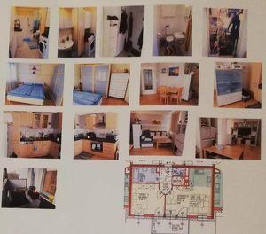 Sonnige Wohnung mit 52 m² in 3232 Bischofstetten (Bezirk Melk)