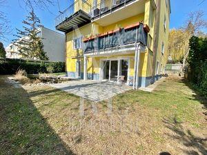 ERSTBEZUG Altbauwohnung mit Hauscharakter, Terrasse und Garten - Türkenschanzpark
