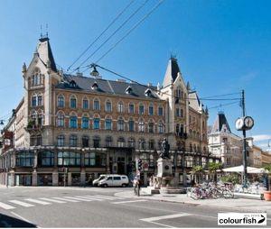 Geschäftslokal in sehr guter Frequenzlage in historischem Gebäude!