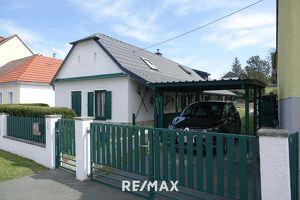 Renoviertes Landhaus im Süd-Burgenland, mit schönem Garten und Brunnen!