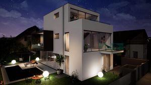 BEVERLY HIETZING Mansion - Exklusive Neubau-Villa mit großzügigen Freiflächen und Pool