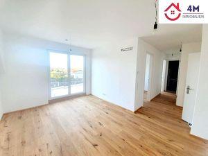Green & the City - NEU - Erstbezug 3 Zimmer DG Wohnung mit Terrasse !!!