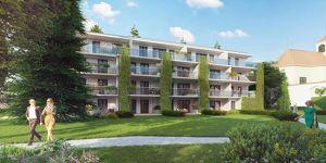 Exklusives Wohnen - Parkvillen Fürstenfeld: Eigentumswohnung (51m²) in absoluter Bestlage! Provisionsfrei