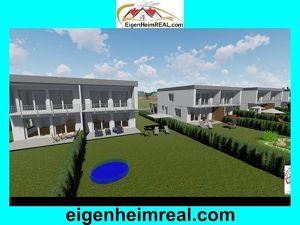 Stilvolles Reihenhaus mit Doppelcarport und Eigengarten
