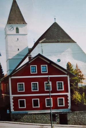 Charmantes Einfamilienhaus im Ortskern Raab