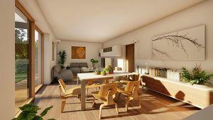 MADE BY NATURE: Ihr neues Eigenheim aus STROH - LEHM – HOLZ.