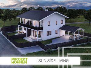 SUN SIDE LIVING | MODERNE DOPPELHAUSHÄLFTE IN SONNIGER RUHELAGE | PROVISIONSFREI ZUM BAUTRÄGERPREIS