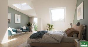 NEU AM MARKT! 4 Zimmer + Balkon + Terrasse + Garten! PREISWERTES REIHENHAUS SICHERN! CA. 15 BUS-MIN ZUR U1/U2! Belagsfertige Ausführung!!