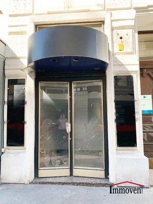Geschäftslokal - auch für Gastro geeignet, in sehr guter Lage - Nähe Hamerlingplatz