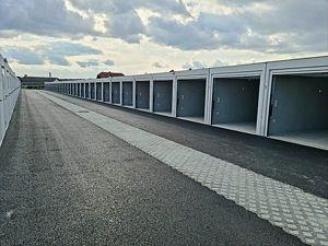Garagen oder Lagerflächen ab 9,0m²
