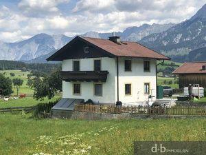 Haus mit traumhaftem Ausblick auf die Naturlandschaft!