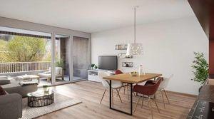 2 Zimmer Terrassenwohnung A05