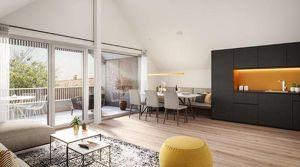 Herrliche 3 Zimmer Wohnung in Wolfurt A08
