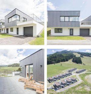 Mountain Resort St. Lambrecht exklusives Ferienhaus
