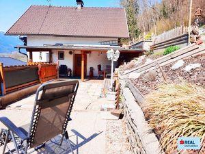 Saniertes Wohnhaus mit Naturgarten Nähe Spittal/Drau
