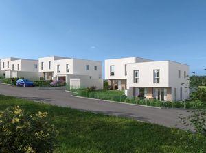 Neubau: frei finanzierte Doppelhaushälfte in Grieskirchen