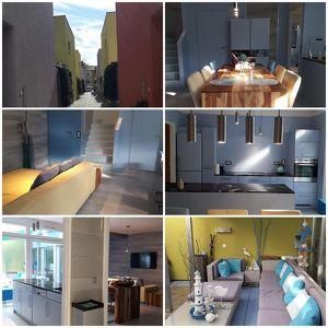 Atriumhaus/Reihenhaus in ruhiger Lage + 2 Terrassen (Eigengarten), eine auf jedem Geschoss, 27 m², 1120 Wien
