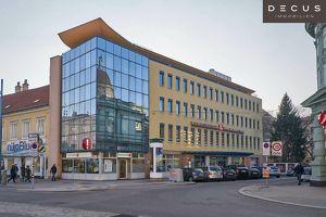 Perfekte Verkehrsanbindung   am FLORIDSDORFER SPITZ - modernes Bürohaus  