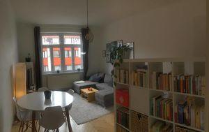 Lichtdurchflutete 3-Zimmer Wohnung - Ideal für Paar und WG