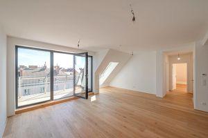 ++Projekt TG 17++ Fantastische 3-Zimmer Dachgeschosswohnung mit sonniger Dachterrasse!