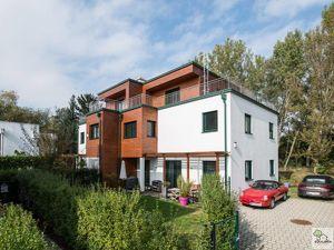 Haushälfte in Strebersdorf am Fuß des Bisambergs