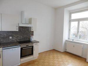 Zentral: 2-Zimmer-Küche-Wohnung