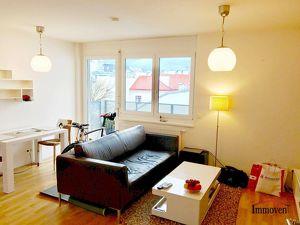 HOFRUHE- & CITYLAGE: Schöner Wohnen im Neubau