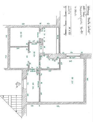 1 Zimmer Gemeindewohnung mit Loggia, teilmöbliert - 1050 Wien - Vormerkscheinreihung 31.1.2021