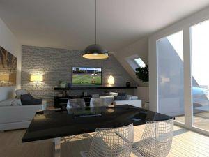 Exklusive Wohnung mit Balkon in urbaner Toplage