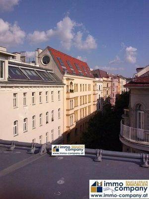 DG Wohnung mit Terrasse und freien Himmel Blick, nähe Hauptbahnhof