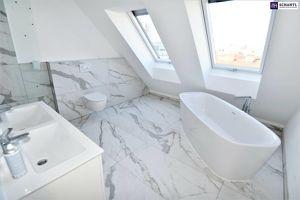 Mit dem Lift direkt ins Penthouse! Ab ins Dachgeschoss! Wohnen mit WOW-Effekt! Bestausstattung + Hofseitige Terrasse + Ideale Raumaufteilung!