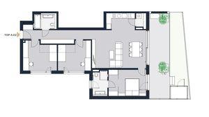 Wohnen im Grünen nahe Wien – wunderschön helle 4-Zimmer Gartenwohnung mit hochwertiger Ausstattung. Neubau | Erstbezug