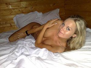 Junge Frau sucht sexy date