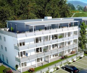 Top Penthouse-Wohnung mit großer Süd Terrasse
