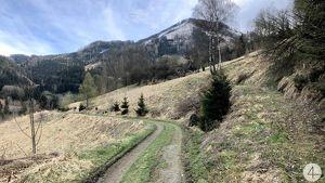 Landwirtschaftliche Grundstücke mit Panorama-Ausblick!