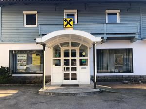 Geschäftslokal (derzeit Bankfiliale Raika) zu vermieten