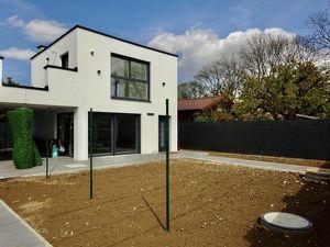 Neubau-Erstbezug: Haus mit Garten beim Lusthaus-Prater (Doppelhaushälfte), Top Ausführung, Fertigstellung Mai, 2 Geschoße + Wohnkeller, Nähe Hauptalle