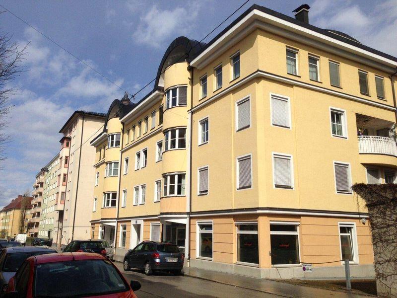 Sonnige, frisch sanierte 3-Zimmer Wohnung in Salzburg!