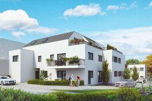 Vituspark-TOP 9 Dachgeschosswohnung mit Ausblick