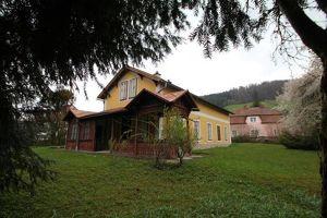2.010 m² Grundstück mit Altbaubestend und Ybbsuferzugang