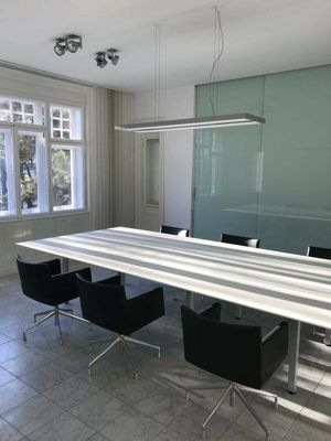 Repräsentatives, effizientes Office mit Klimaanlage und Terrasse in edlem Stilzinshaus - Alt-Hietzing