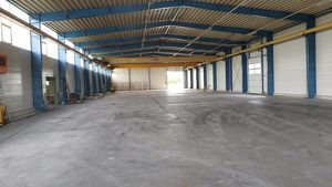 <B>200m zu A1</B>  Halle - Kran - Rampe um NUR 3,99/m² LKW Befahrbar