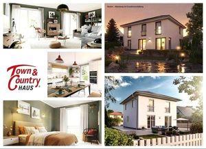 Nahe St.Florian - Schlüsselfertiges TC-Ziegelmassivhaus inkl. Keller, Fußbodenheizung und Grundstück in leichter Hanglage