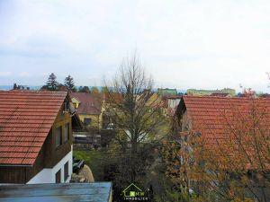Grüne Ruheoase im Herzen von Tulln - 3 Zi. DG-Wohnung mit Balkon und Gartennutzung