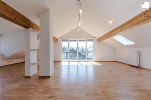 Dachgeschosswohnung in Mondsee in zentraler und ruhiger Lage zu vermieten