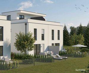 ST.PÖLTEN WAGRAM - VOR BAUBEGINN: Moderne Dachterrasse mit eigenem Garten (Haus 3 DT)