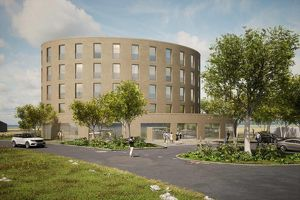 BUSINESSPOINT - 401,34 m² Büroflächen