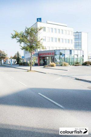 Unbefristete Bürofläche bei der FH Wr. Neustadt