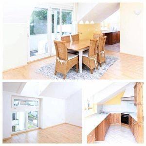 Randlage Krems - Schöne Wohnung mit Fußbodenheizung und Balkon